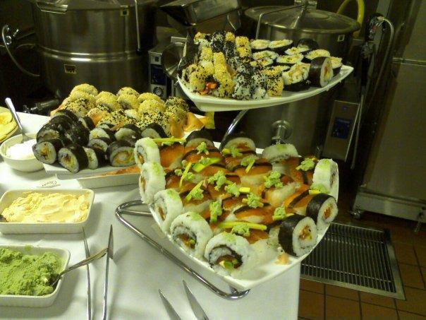 Sushi anyone???